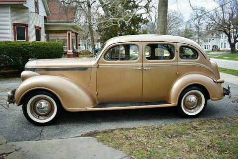 1938 DeSoto S5 Deluxe Sedan for sale