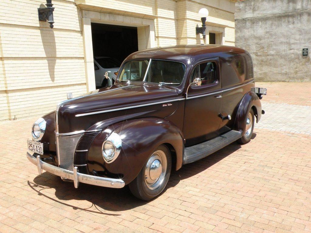 1940 Ford Deluxe Sedan for sale