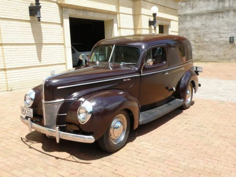 1940 Ford Deluxe Sedan for sale