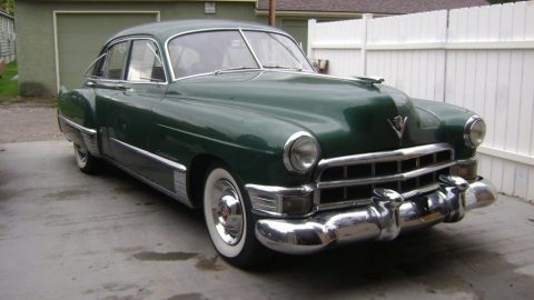1949 Cadillac Series 62 Sedan for sale
