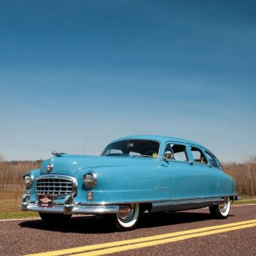 1950 Nash Ambassador for sale