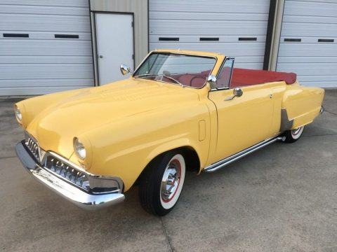 1952 Studebaker Champion Convertible for sale