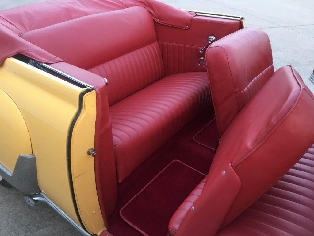 1952 Studebaker Champion Convertible