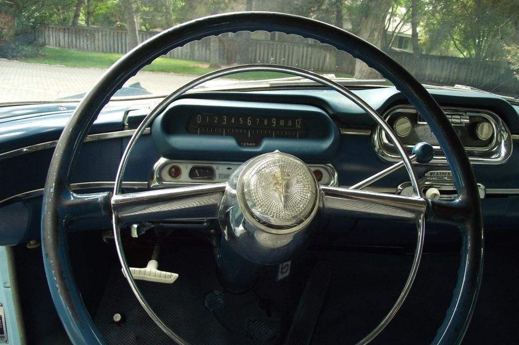 1956 Hudson Wasp Deluxe