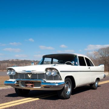 1958 Plymouth Savoy for sale