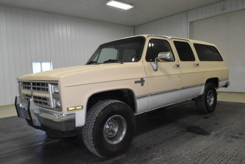1987 Chevrolet Suburban for sale