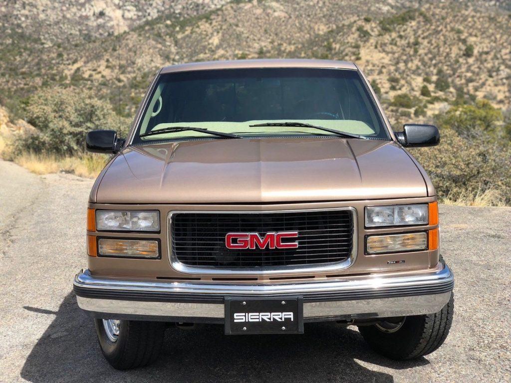 1997 GMC Sierra 2500 for sale
