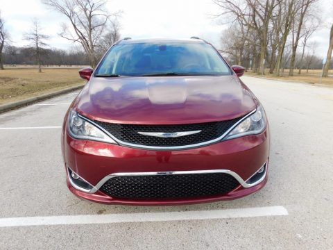 2018 Chrysler Pacifica for sale