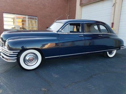 1949 Packard Custom Eight for sale
