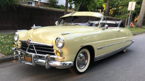 1950 Hudson Commodore for sale