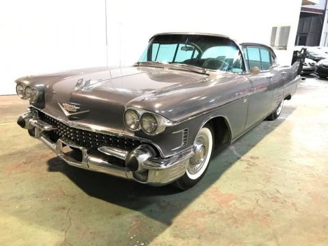 1958 Cadillac Series 62 for sale