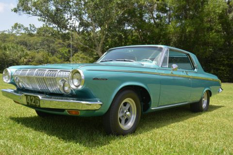1963 Dodge Polara for sale