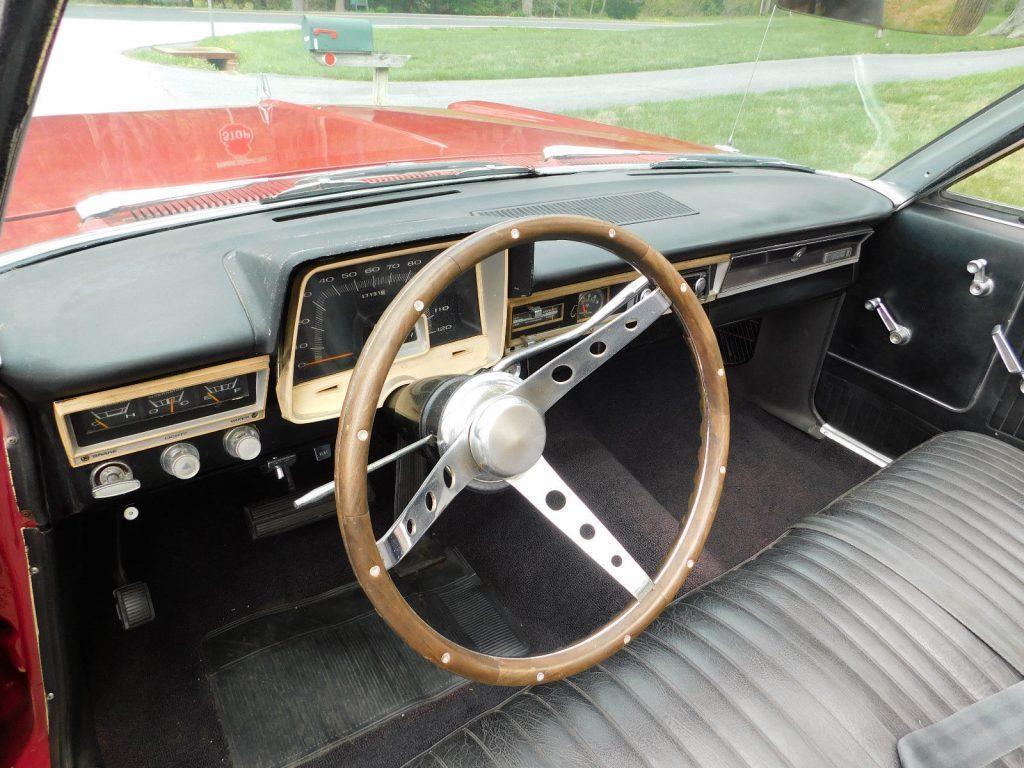1965 Plymouth Fury III Convertible