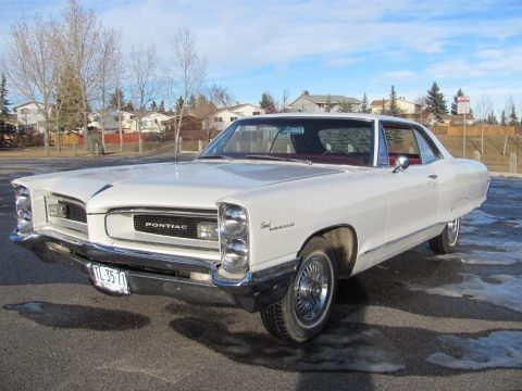 1966 Pontiac Parisienne for sale