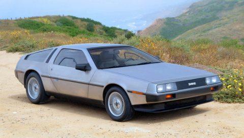 1981 DeLorean DMC-12 for sale