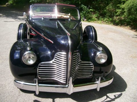 1940 Buick Special Convertible for sale