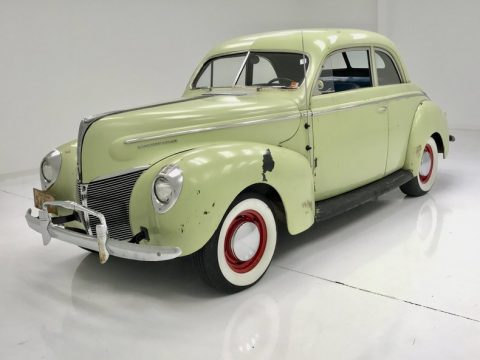 1940 Mercury Eight Coupe for sale