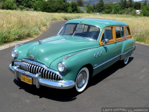 1949 Buick Super Eight for sale