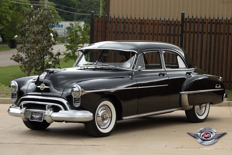 1950 Oldsmobile Futuramic 88