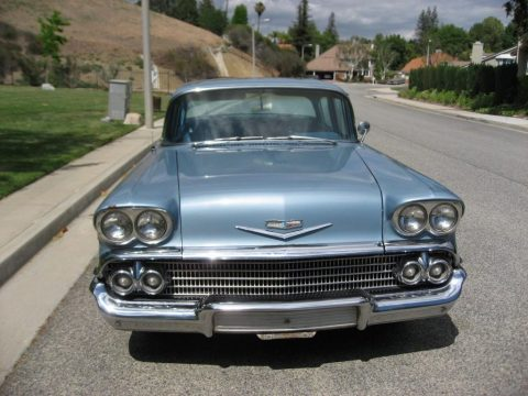 1958 Chevrolet Biscayne for sale