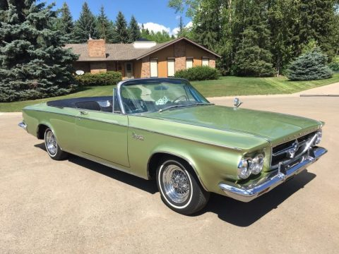 1963 Chrysler Windsor for sale