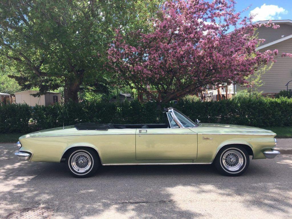1963 Chrysler Windsor