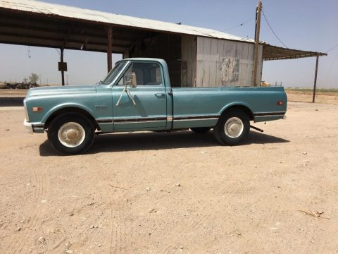 1969 Chevrolet C-20 for sale