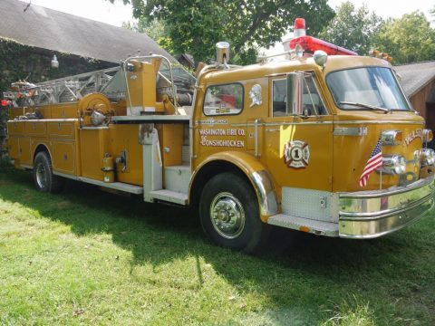 1974 American LaFrance Aerial Truck for sale