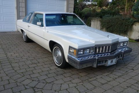 1977 Cadillac Coupe DeVille for sale
