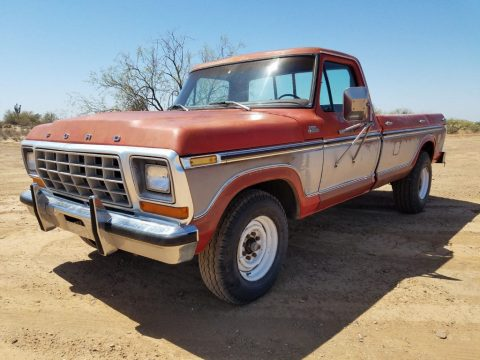 1978 Ford F-350 Ranger for sale