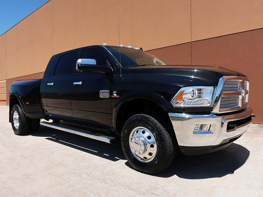 truck for used big dodge horn ram lifted sale