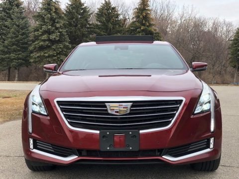 2016 Cadillac CT6 for sale