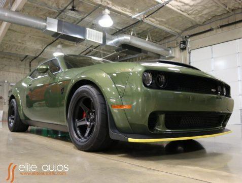 2018 Dodge Challenger SRT Demon for sale