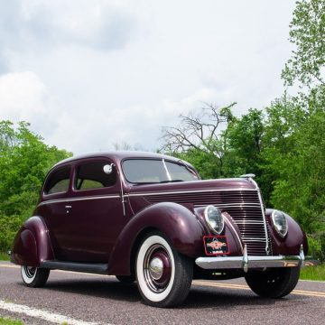 1938 Ford Tudor Deluxe for sale