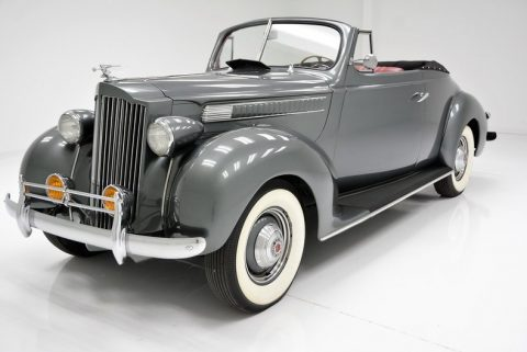 1939 Packard Six Convertible for sale