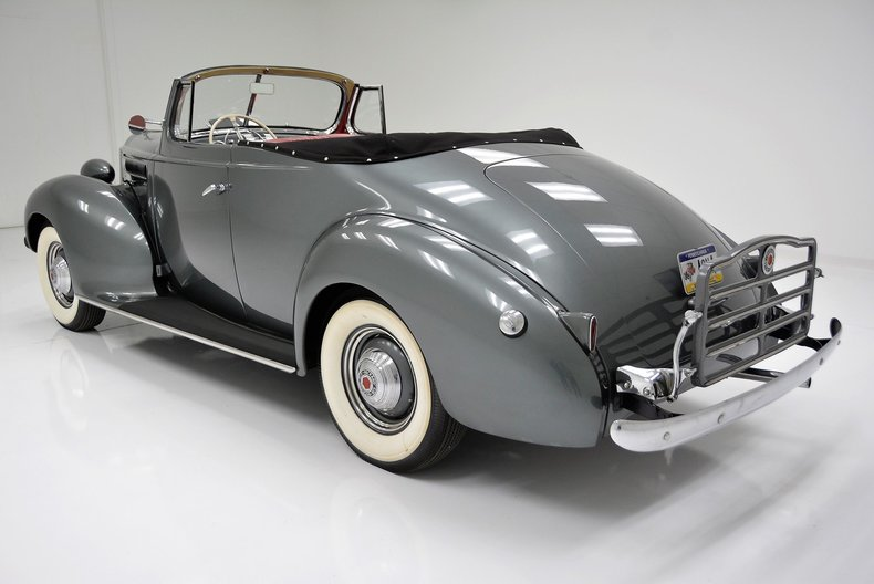 1939 Packard Six Convertible