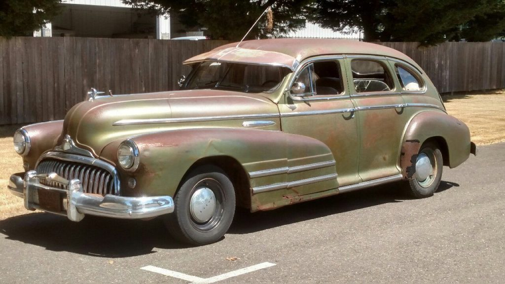 1949 Buick Special