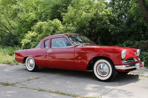 1953 Studebaker Commander for sale