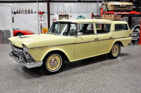 1958 AMC Rambler Super Cross Country Wagon for sale
