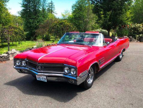 1965 Buick Wildcat Convertible for sale