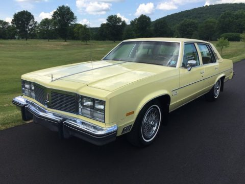1977 Oldsmobile Ninety-Eight Regency for sale