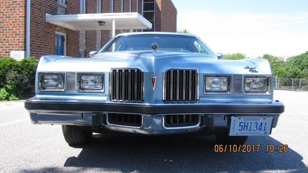 1977 Pontiac Grand Prix SJ