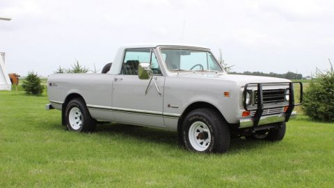 1978 International Harvester Scout for sale
