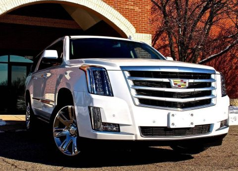 2016 Cadillac Escalade ESV for sale