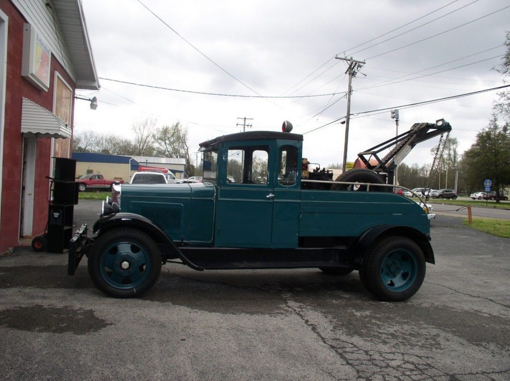 1930 Willys Truck