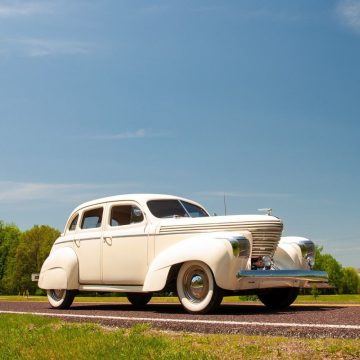1939 Graham Series 97 Sedan for sale