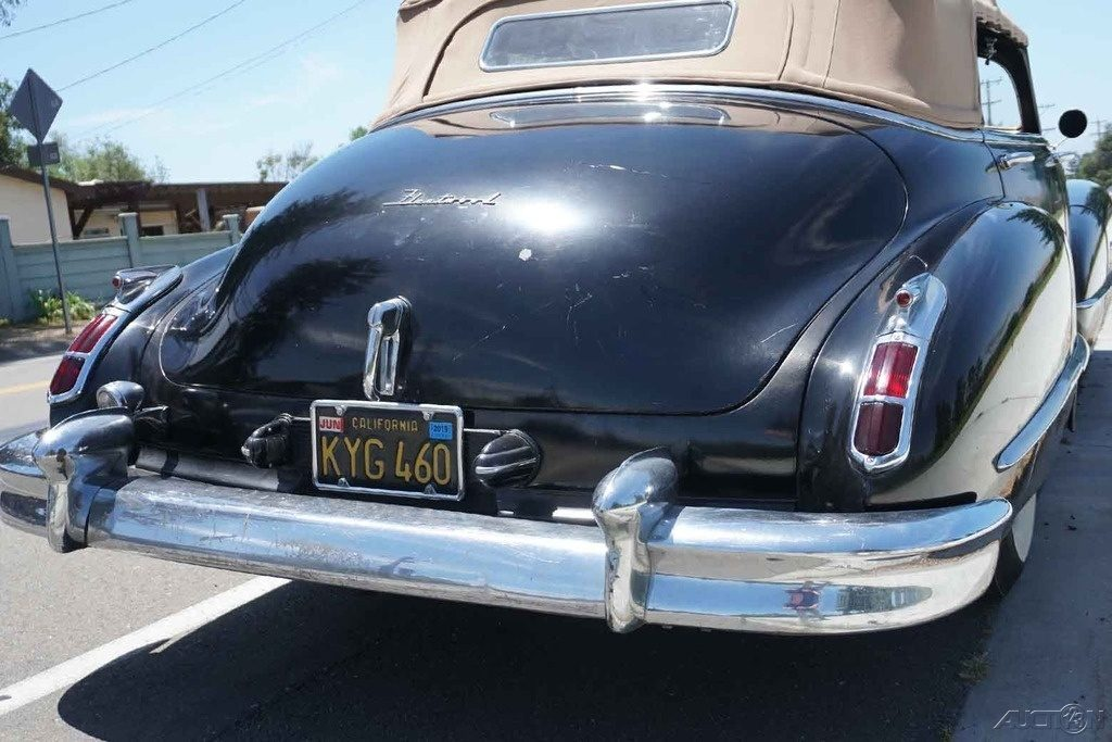 1946 Cadillac Fleetwood Convertible