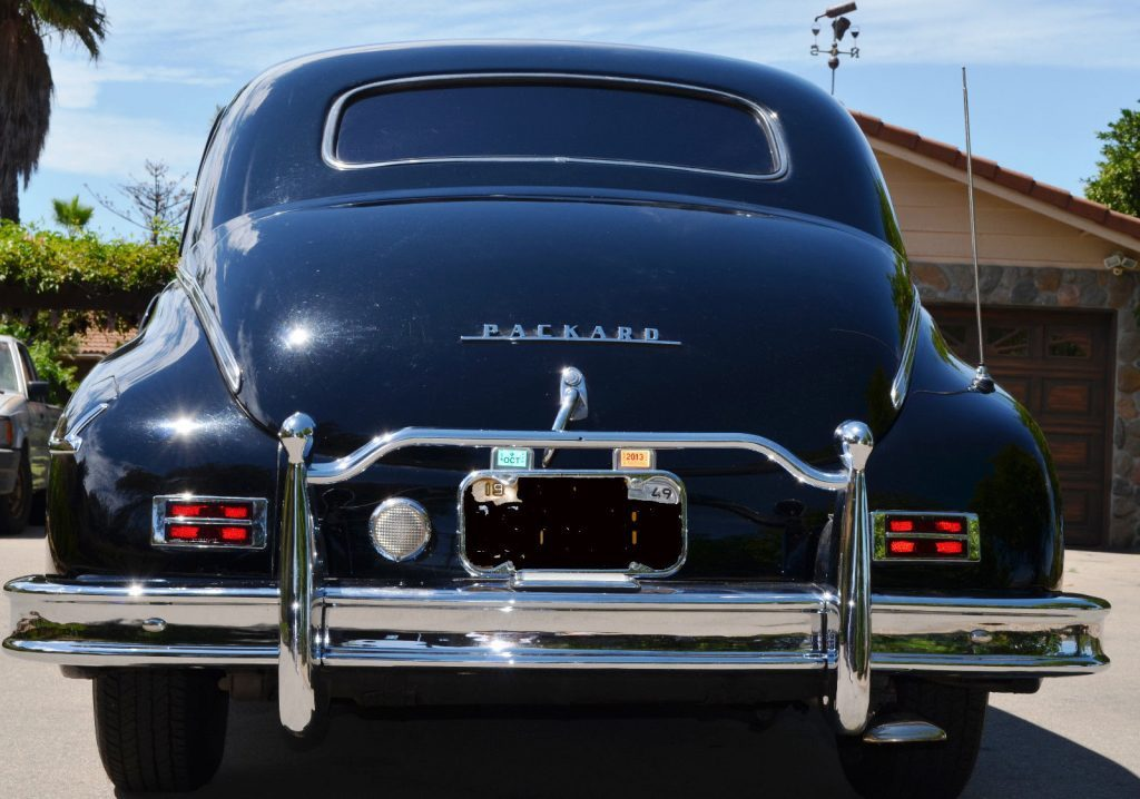 1949 Packard Super Eight