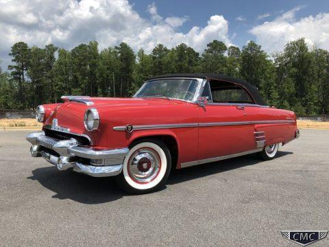 1954 Mercury Monterey Convertible for sale