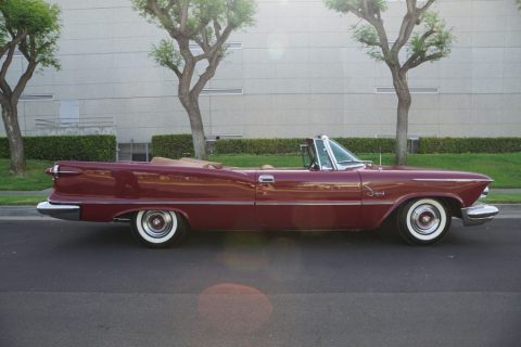 1958 Imperial Crown Convertible for sale